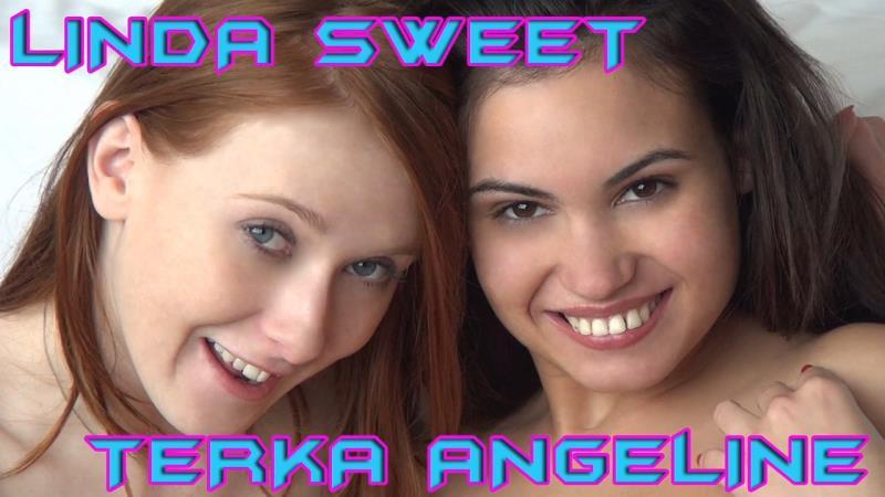 Linda Sweet, Terka Angeline: Wunf-177 (HD / 720p / 2016) [WakeUpNFuck]
