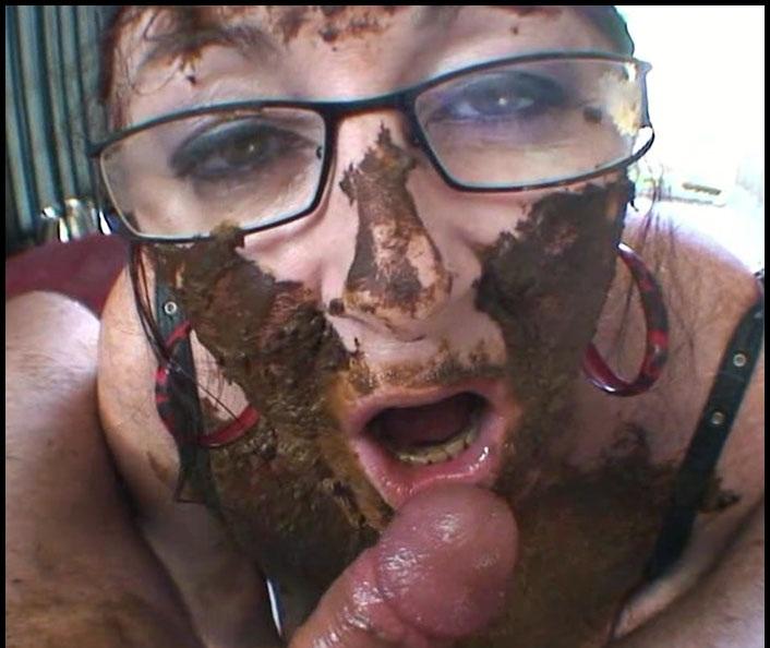 Chienne Mary French Scat Slut - Extreme Scat Nurse Part 2 (Shitting / Amateurs Scat) [HD 720p] [Femdom Scat]