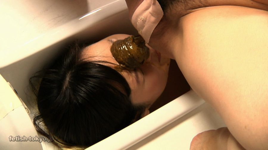 Fetish-Tokyo.jp: Asian Girls - The Human Toilet 1 [HD 720p] Japan Scat, Scat Humiliation