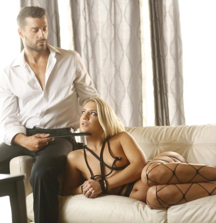 Candice Dare - Hotwife Candice Is Given The Gift Of Bounding (BDSM) - Newsensations [HD 720p]