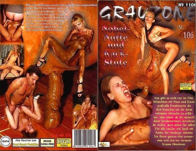 ShitGirl - Nobel Nutte Und Kack Stute (Sex Scat, Germany) - Grauzone 106 [DVDRip]