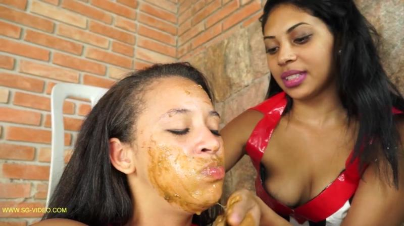 Flavinha, Sweet Kitty - Scat Princess - By Flavinha And Sweet Kitty (Scat / DepFile) SG-Video [FullHD 1080p]