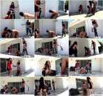 Princess Carmela & Princess Beverly - Cinder Block Blues [FullHD, 1080p] [AmericanMeanGirls.com]