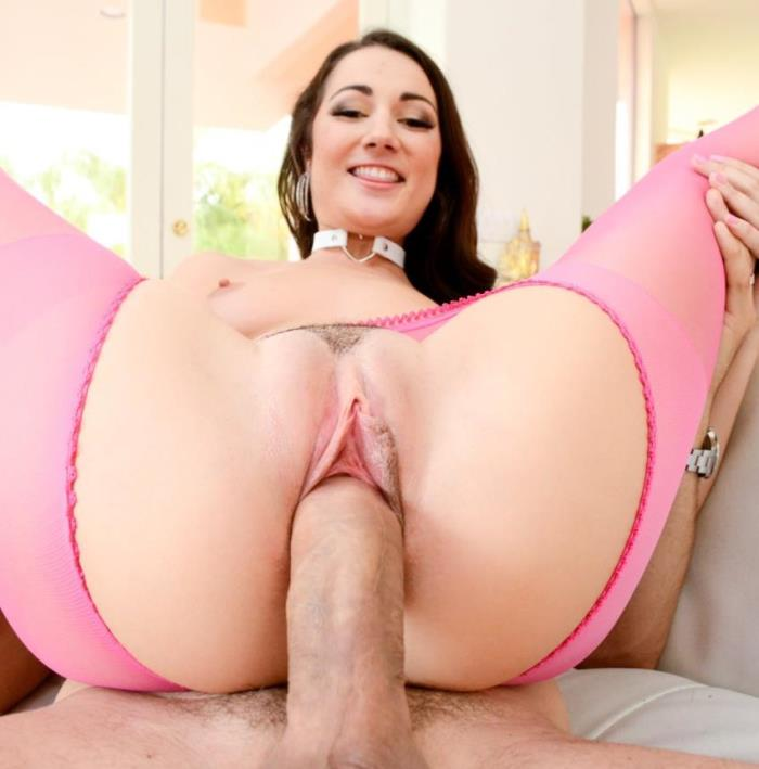 EvilAngel - Lily Adams [Lilys Creampie Fuck and Sperm Facial] (HD 720p)
