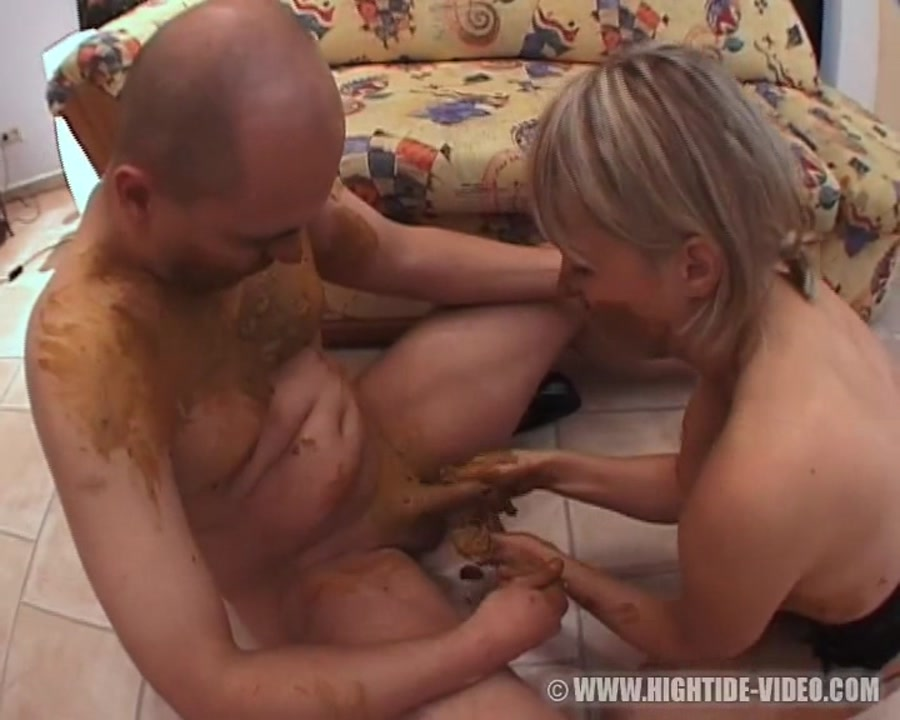 Susan, Veronika, Hans - Living Toilet 4 (USA, Defecation, Sex Scat) - Hightide [DVDRip]