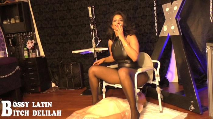 TheOnlyDelilah - Scat Queen Delilah - My L.A. Toilet Billy Boy [HD 720p]