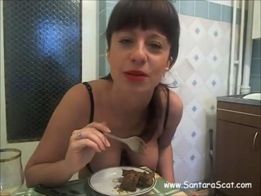 Santara - Poo Breakfast [SantaraScat] SD]