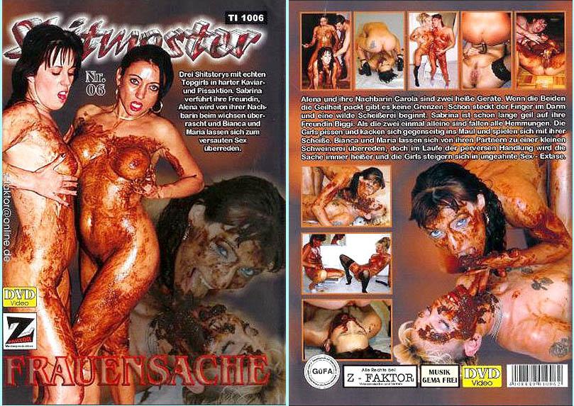 Z-factor: Frauehzache - SHITMASTER 6 [DVDRip] Faeces Orgies, Femdom Scat