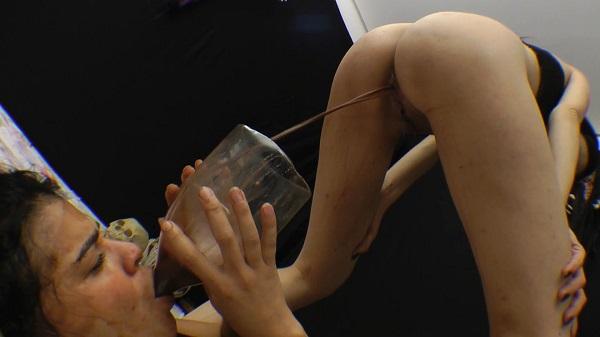 Karina Cruel - Enema Diarrhea X-Tra Dirty By Brutal (Domination Scat / Lesbian Scat) SG-Video [FullHD 1080p]