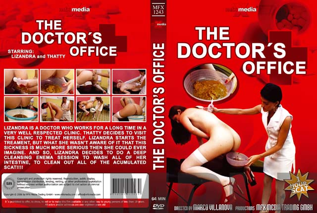 Tatthy, Lizandra - MFX-1243 The Doctor's Office (Enema, Scat, Brazil) MFX Media Production [DVDRip]