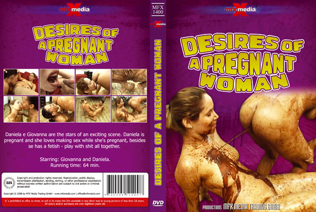 Giovana, Daniela - Desires of a Pregnant Scat Woman (Scat / Lesbian) MFX Media [SD]
