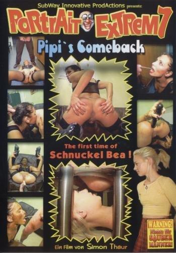 Pipi, Schnuckel Bea - Portrait Extrem 7 - Pipi`s Comeback (BDSM Scat, Pissing) SubWay Innovate ProdAction [DVDRip]