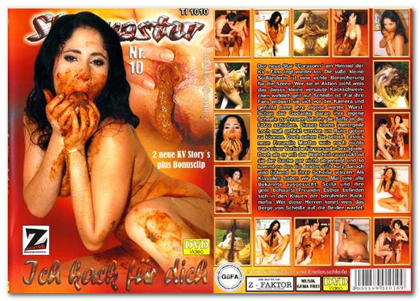 Corasonn - Shitmaster 9: The Shitting Pussy (Scat / German) - Z-Faktor Medien [DVDRip]
