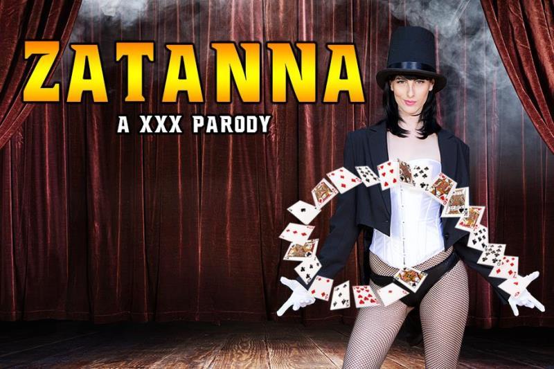 vrcosplayx.com: Alex Harper - ZATANNA A XXX PARODY [2K UHD] (3.21 GB) VR Porn