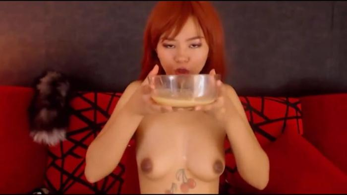 Scatting - Nasty Chinky - Toy Part 3 (FullHD 1080p)