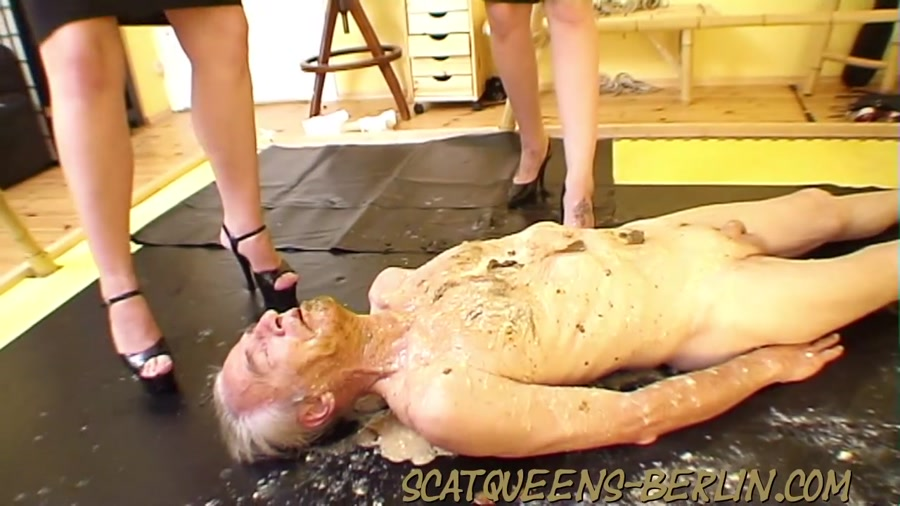 Lady Grace - First Time P2 - ScatqueensBerlin (Shitting, Domination) - Femdom Scat [HD 720p]