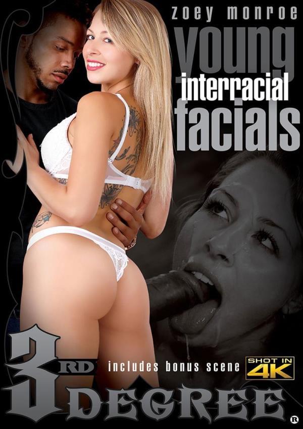 Young Interracial Facials (2017) DVDRip