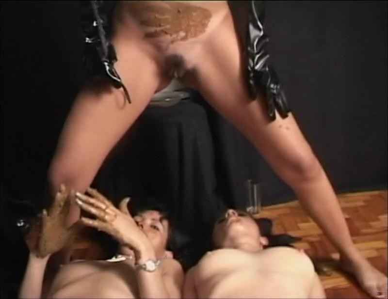 SILVIA - Brasilian Extreme Scat Movie No.11 (Scat Humiliation) SG-Video [DVDRip]
