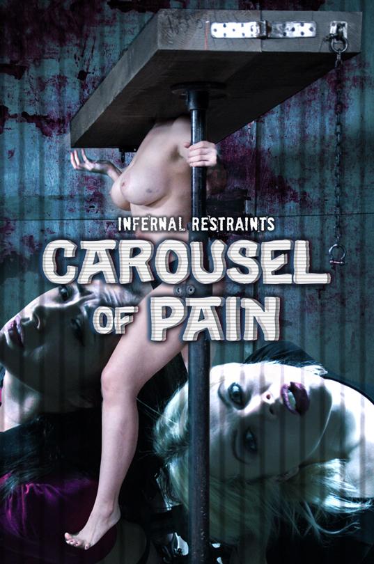 InfernalRestraints.com: Nyssa Nevers, Nadia White - Carousel of Pain [HD] (2.08 GB)
