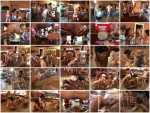 Scat Competition 1 (Adrielli, Tatthy, Iohana Alvez, Latifa, Paula, Hannah, Layana, Darla) Brazilian, Lesbian Scat [DVDRip] MFX-Media