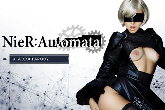 vrcosplayx: Zoe Doll - NieR: Automata A XXX Parody [VR Porn] (2K UHD/1440p/3.47 GB) 04.11.2017