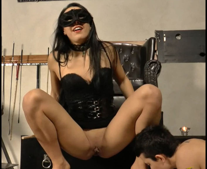 Mistress Gaia - Shit Training Lesson - FullHD 1080p