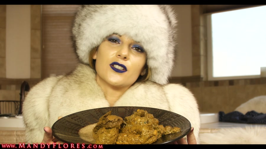 MandyFlores - Fur Cuck Toilet [FullHD 1080p/753 MB]- Extreme Shit