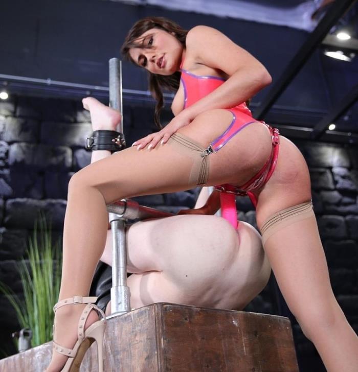 FemdomEmpire.com - Adria Rae - Fucked by ME! [FullHD / 2017]