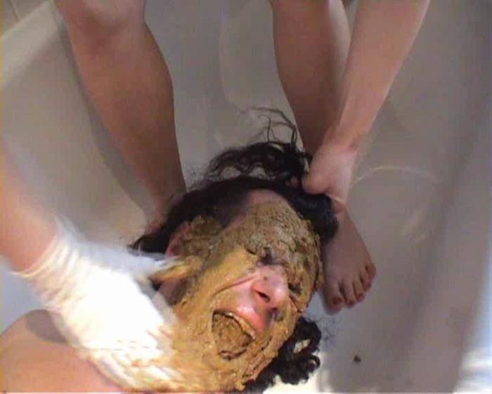 ScatDommes - Alina, Syuzi - 6 Best Of Scatdommes Scat Dommes Mistress Femdom Toilet Slaves [SD]