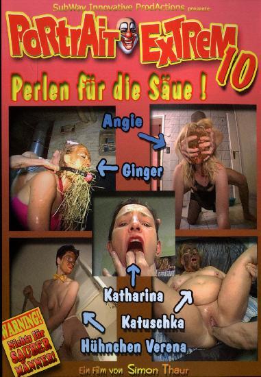 Katharina, Katuschka, Verena - Portrait Extrem 10 (Scat Sex, Fisting, Germany) KitKatClub [DVDRip]