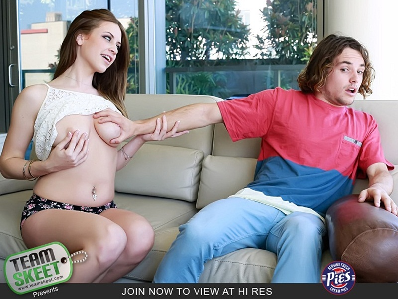 Delilah Blue - Younger Is Better (TeenPies.com / TeamSkeet.com) SD 2015