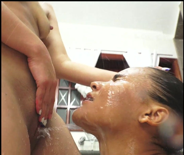 Lisa Black, Mary Luthay, Nicole - DRINK WITH US – PissinBrazil – MF-6735-1 (Farting / Toilet) NewMFX [FullHD 1080p]
