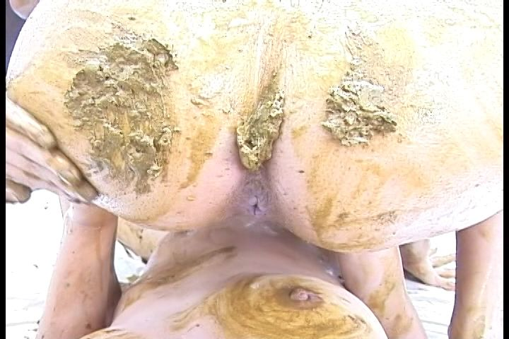 TinaAmazon - Extreme Shit 3 (Toilet Slavery, Domination, Scat)  [SD]