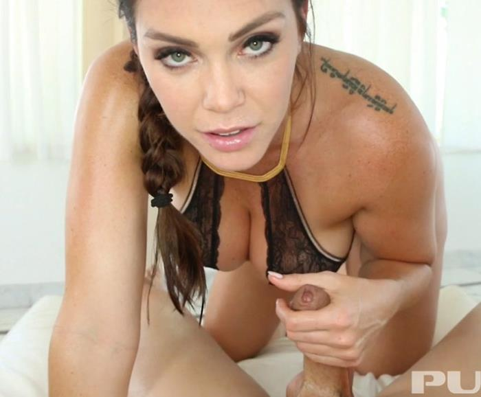 Puba: Alison Tyler - Gives a sexy blow job and titty fucking  [HD 720p] (414.13 Mb)
