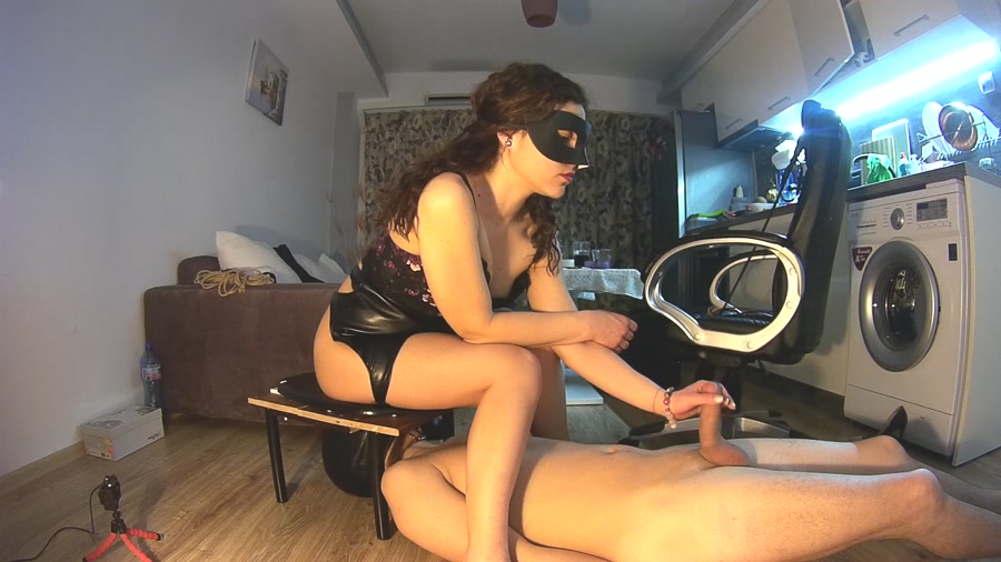 Mistress Anna - Toilet training part2 (Femdom Scat) - Domination Scat [FullHD 1080p]
