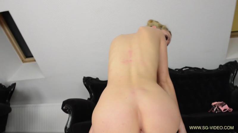 Melania - Scat Dildo With Melania (Femdom, Lesbian, Human Toilet) SG-Video [FullHD 1080p]