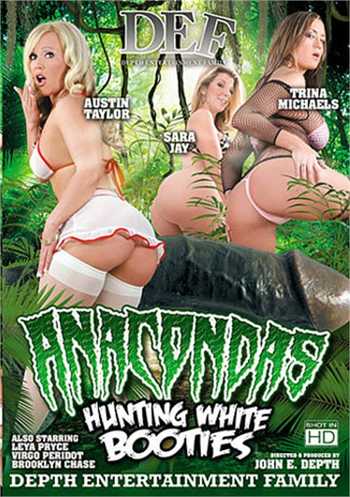 Anacondas Hunting White Booties [DVDRip 404p] - DEF Entertainment