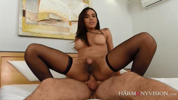 HarmonyVision, Stiffia: Amanda Araujo - Transexual On A Mission (SD/584p/779 MB) 28.11.2017