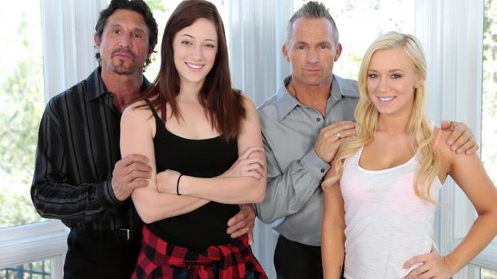 Rylee Renee - Daddys Revenge Pt. 1 (Group) - DaughterSwap   [SD 540p]