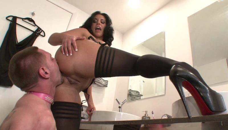 SubbyHubby: (Bella Reese) - Ass Worship [HD / 199 MB]
