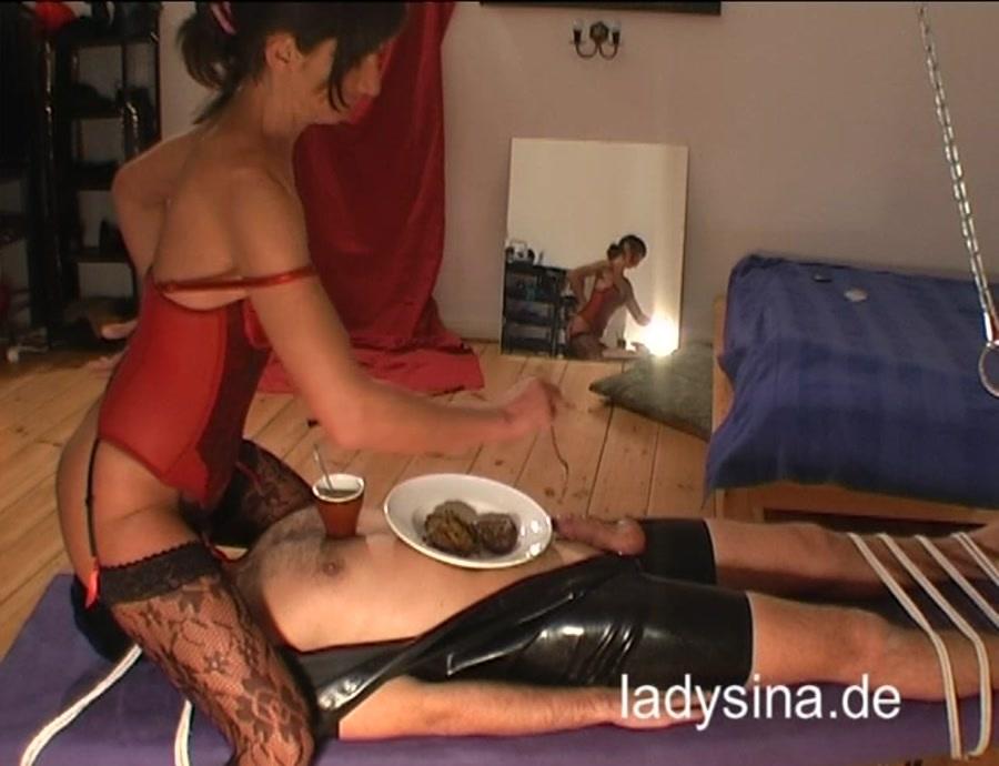 Lady Sina - Neffe (Scat / FemDom) - ladysina.de [SD]