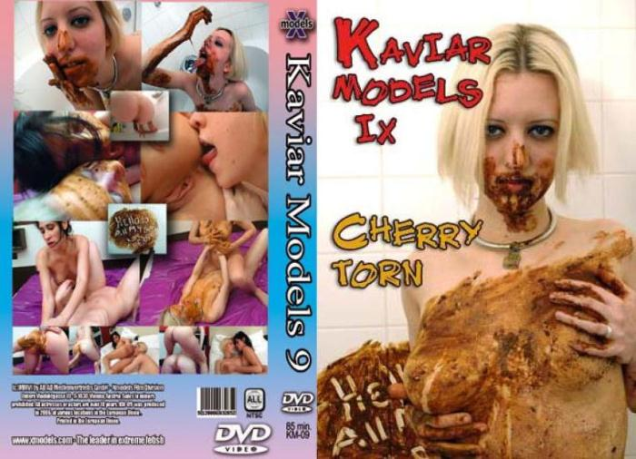 X-Models - Cherry Torn, Estefania - Scat superstars [DVDRip]