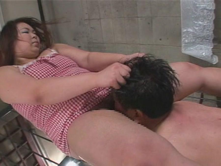 Remy - [MANJ-04] Fat Women Scat (Scat, BDSM) - YAPOO'S MARKET [DVDRip]