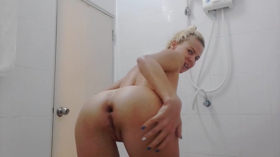 Poop Videos: Sexy, Slow Big Shit Smearing On My Ass - (MissAnja) [HD 720p]