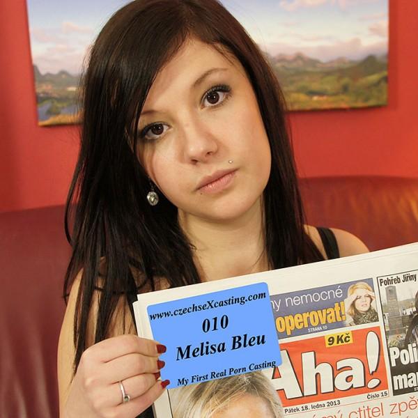 Melisa- Melisa first real porn casting - [HD 720p] CzechseXCasting.com/PornCZ.com