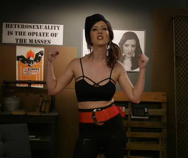 Kink.com - Cherry Torn, Mia Li, Lily Lane - The Revolution is Cumming: Tough Lez Babes Initiate Mia Li [HD 720p]