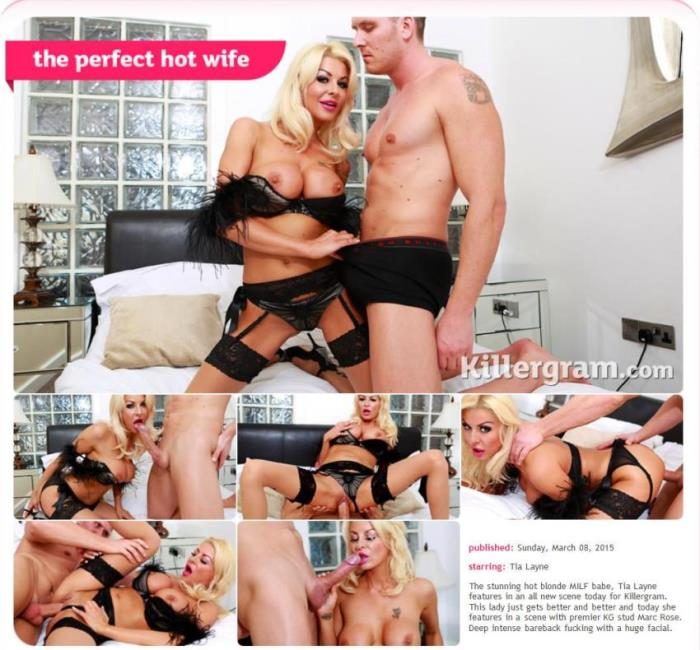 Tia Layne - The Perfect Hot Wife (Big tit) - WifeSlutAdventures / Killergram   [HD 720p]