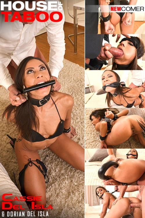 Cassie Del Isla - Fetish Shades Of Spank [SD, 360p] [HouseOfTaboo.com / DDFNetwork.com]