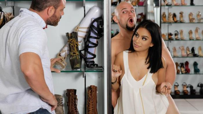 RealWifeStories / Brazzers - Monica Asis [If The Shoe Fits] (SD 480p)