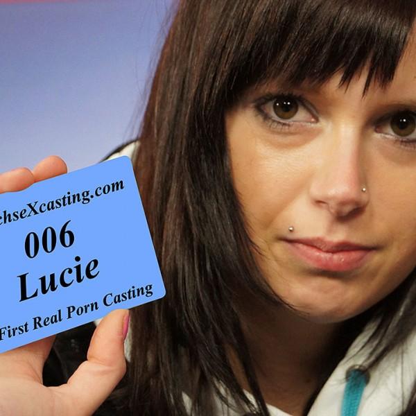 Lucie- Lucie first real porn casting - [HD 720p] CzechseXCasting.com/PornCZ.com
